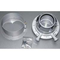 Ariston připojovací horizontální adaptér 60/100