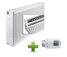 Deskový radiátor AIRFEL Klasik 33/600/600, výkon 1444 W
