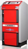 Zplyňovací kotel na dřevo ocelový ATMOS DC 20 GS, výkon 20 Kw