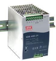 Zdroj - 60 Wattů/DIN - 12 voltů - zdroj stejnosměrného napětí 60 Wattů