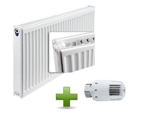 AKCE HLAVICE deskovy-radiator-airfel-klasik-21-600-400-vykon-515-w
