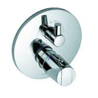 Podomítková vanová a sprchová nástěnná termostatická baterie KLUDI MX