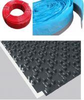 Balíček kompletního systému podlahového vytápění HERZ PERT pro plochu 110 m2