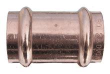 CU nátrubek F-F průměr 15 mm