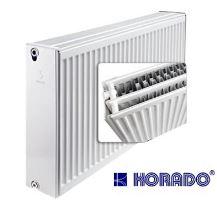 Deskový radiátor KORADO RADIK VKL Pozink 33/400/400 (spodní připojení, levé), 695 W