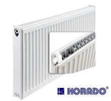 Deskový radiátor KORADO RADIK VKL Pozink 22/500/900 (spodní připojení, levé), 1307 W