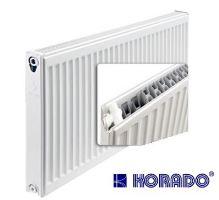 Deskový radiátor KORADO RADIK VKL Pozink 22/600/600 (spodní připojení, levé), 1007 W