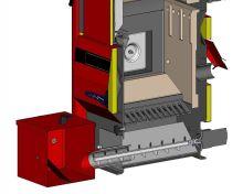 ATMOS Odpopelňovací zařízení bez přídavného popelníku pro kotle D14P, D21P