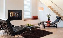 Rám pro plynové krby KARMA ELEGANCE EXCLUSIVE šíře 78 cm, Huge line, šíře 60 mm, antracit