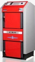 Zplyňovací kotel na dřevo ocelový ATMOS DC 25 GS, výkon 25 Kw