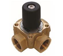 4-cestný směšovací ventil s rukojetí DN25, 10 Kvs (m3/h)