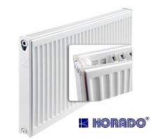 Deskový radiátor KORADO RADIK VKL Pozink 21/400/700 (spodní připojení, levé), 656 W