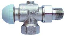 "Termostatický radiátorový ventil axiální HERZ TS-98-VHF 1/2"" rohový"