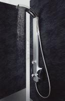 Sprchový panel Sanjet IDEA Páka 132x38x11 cm