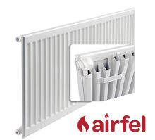 Deskový radiátor AIRFEL VK 11/400/2000 (spodní připojení - pravé) maximální výkon 1580 Wattů