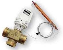 SET pro nabíjení zásobníku teplé vody HERZ DN20, 3 Kvs (m3/h)