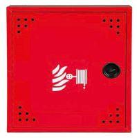 Hydrantová skříň DN 19 návin 30 m - červená Ral 3002 - komplet